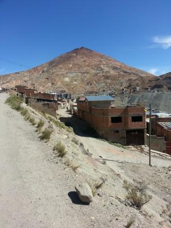 Cerro Rico itself